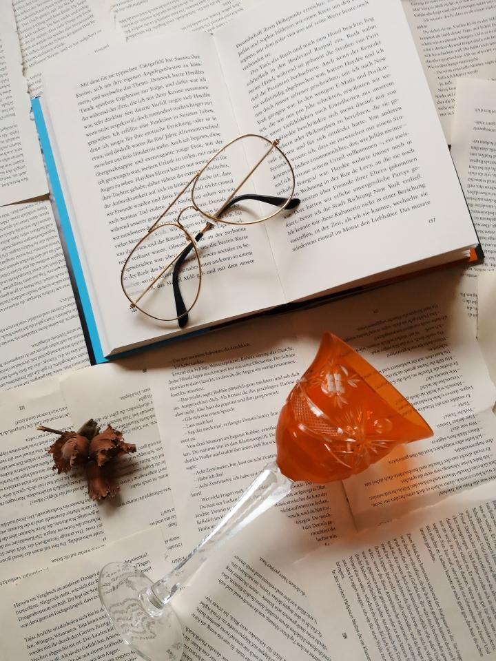 Meine Lesegewohnheiten  – Der Reading Habits-Tag